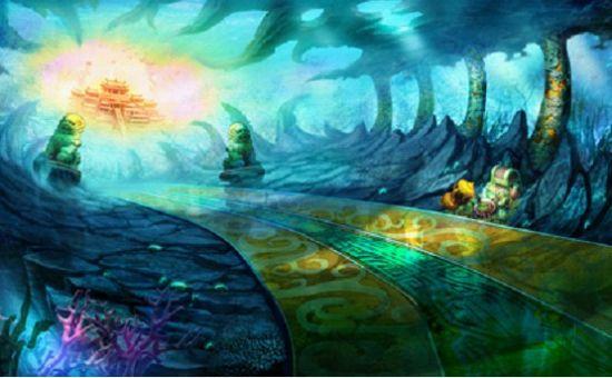 海底动物的资料