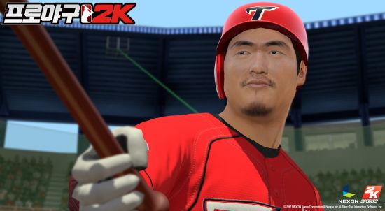 《职棒2K》游戏截图