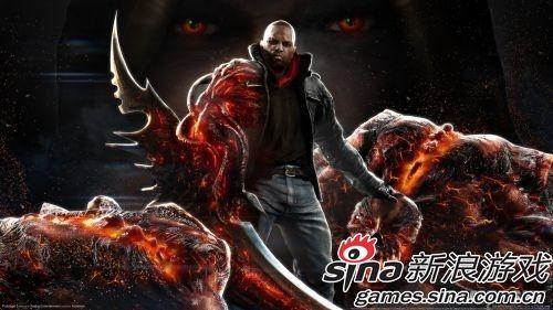 9.吸收人物回血 代表游戏:《虐杀原形》