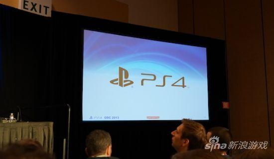 游戏开发者大会PlayStation4讲座