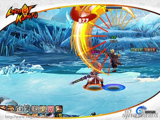 Lords Of Kungfu_台湾游戏网_台湾游戏网