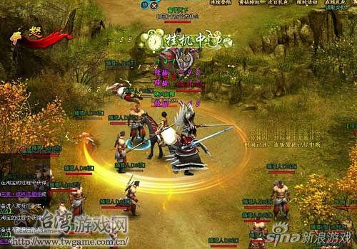 天龙诀_台湾游戏网