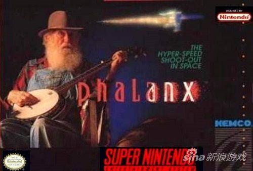 银河战机(Phalanx)