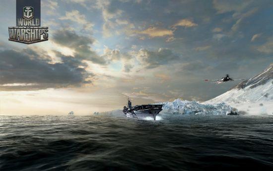 《战舰世界》游戏截图