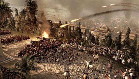 《罗马2:全面战争》