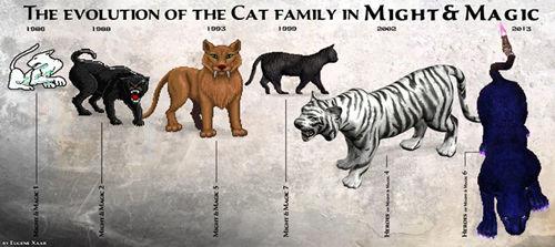 大猫家族的新成员――王朝宠物:影豹