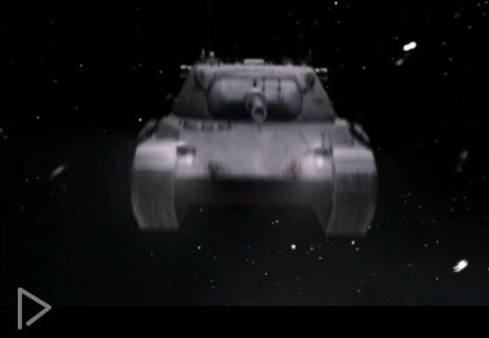 E3 《坦克世界》预告