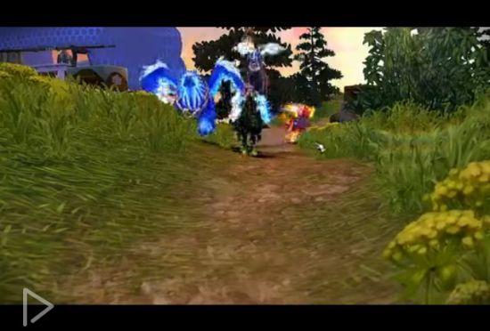 E3 《巫师之怒》预告