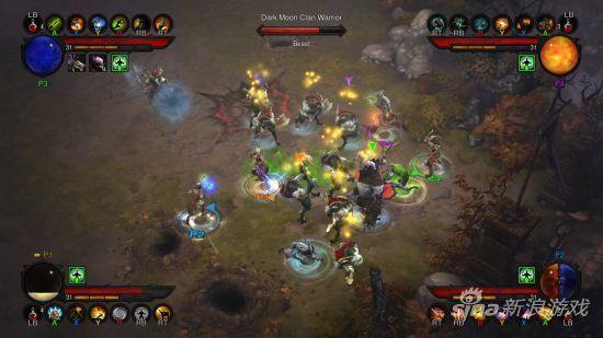 Xbox360版画面