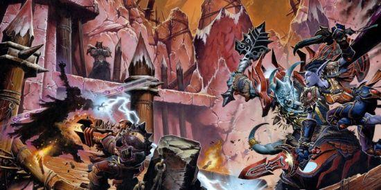 魔兽世界5.4推出弹性副本