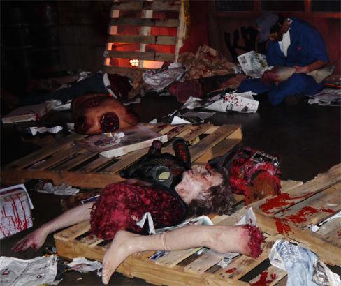 1995年成都僵尸事件飞机上拍到真龙 深山僵尸乱咬人