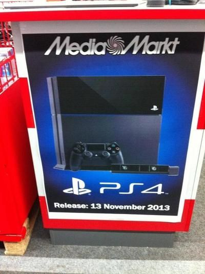 Sony denies PS4 release date known only retailers speculation