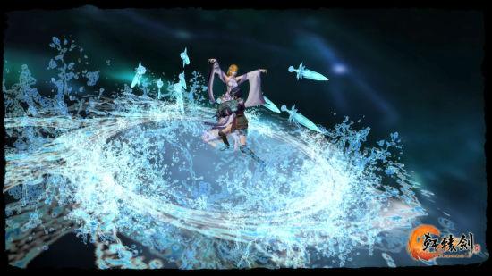 瑚月与蓉霜的合力,瘟属性与水属性双重出击