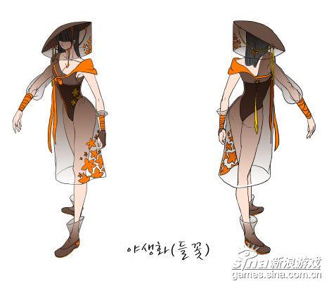 韩剑灵服装设计赛 可爱性感梦幻是主流