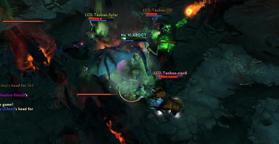 71:39 - DK被控制住,快要死了。