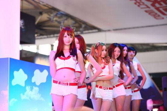 展台Showgirl