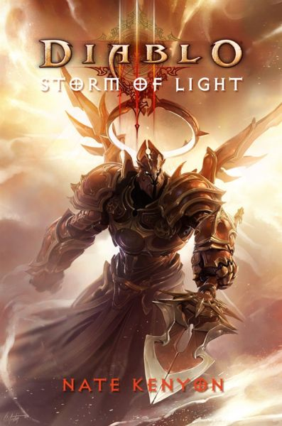 暗黑3最新官方小说《神圣风暴》公布,2014年2月发行。