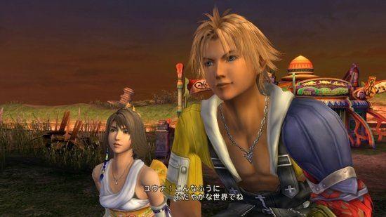 《最终幻想10/10-2 高清重制版》新画面