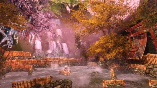 国产网游《寻龙》成时空裂痕玩家首选