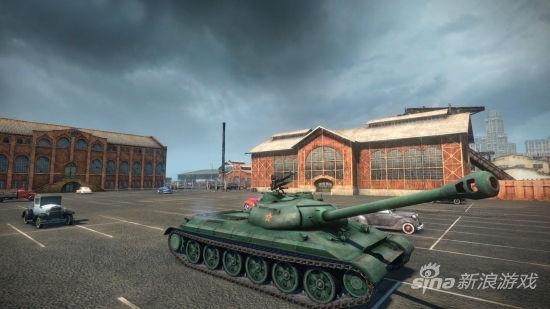 画质革命:wg计划重写《坦克世界》引擎bigworld图片