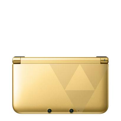 《塞尔达传说》限定3DSLL主机正式公开 (1)