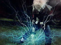 《火影忍者》卡卡西COS