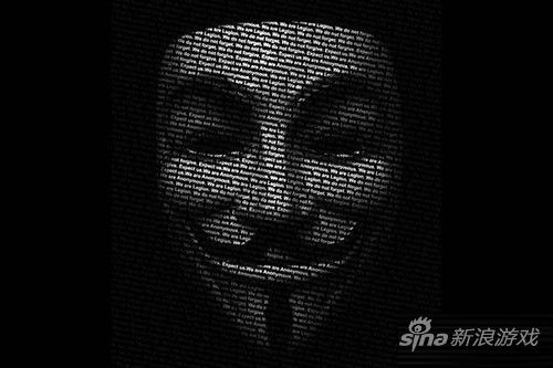 """为黑客组织""""匿名者""""服务"""