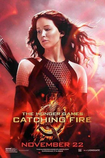 飢餓遊戲2:星火燎原  The Hunger Games: Catching Fire