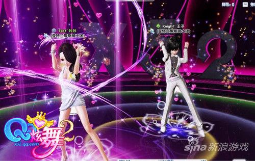 《QQ炫舞2》19日发布新版本 多种全新玩法上线