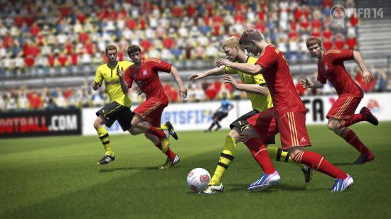 《FIFA 14》游戏截图 (11)