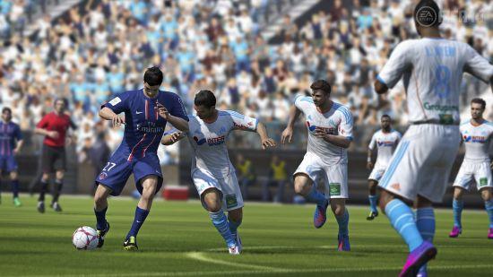 《FIFA 14》游戏截图 (12)
