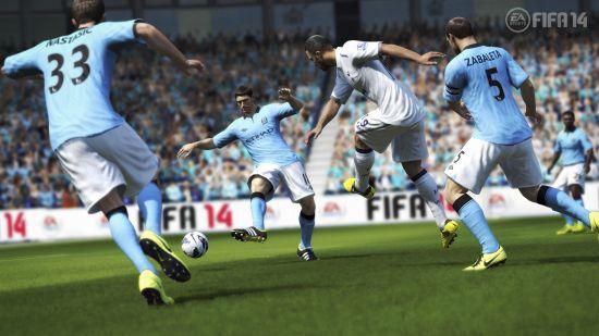 《FIFA 14》游戏截图 (18)