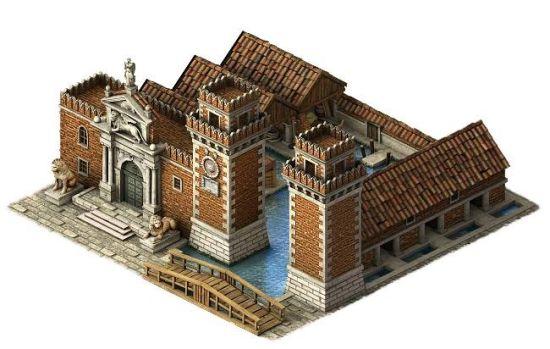 游戏建筑物