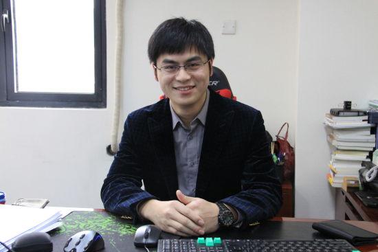 武汉中媒CEO刘雪琦接受新浪游戏专访
