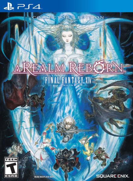 PS4版游戏封面