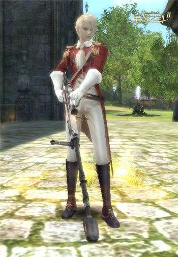 见证火器时代 卓越之剑2秒杀精灵王子
