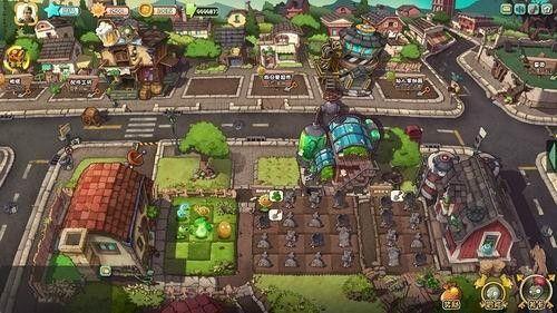 《植物大战僵尸Online》