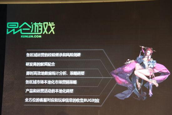 中国游戏国际化的要点