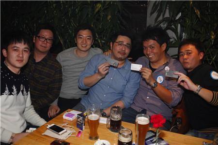 此次mo9之夜旨在为中国手游圈内的伙伴们提供了一个轻松交流且具意义的行业聚会