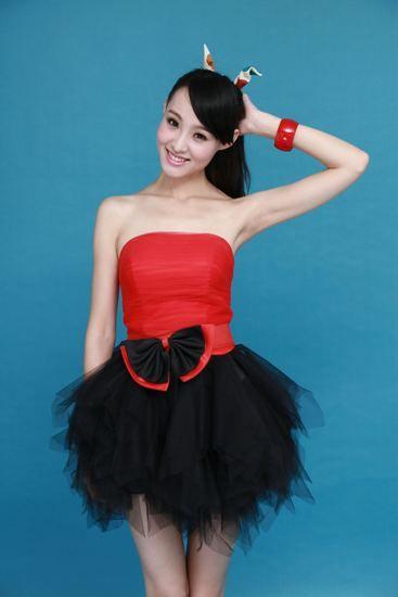 模特之星刘媛