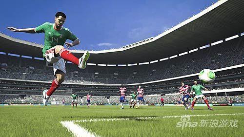 《FIFA 14》PS4版游戏截图