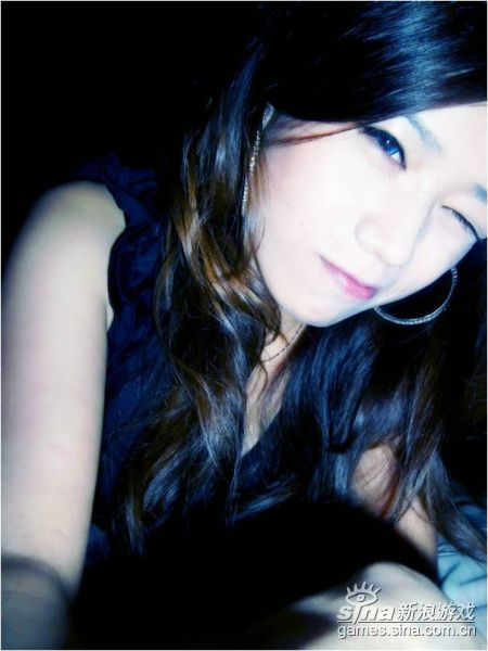 KA电竞美女蕾拉 出演《激战2》幻术师