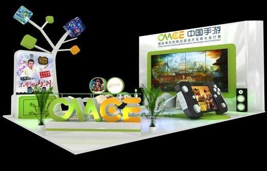 中国手游将携超10款力作亮相2014 GMIC