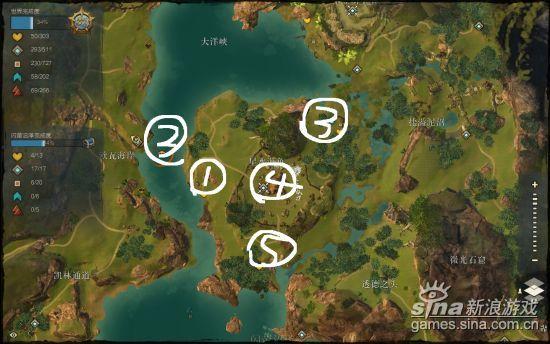 激战2【50-65】升级动态链