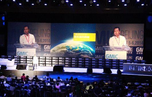 肖健GMIC演讲:移动游戏全球化:质和量的跨越