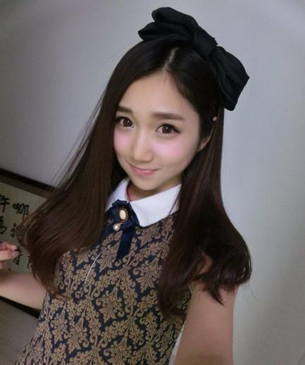 gtv美女主播小悠美女大学生白丝图片