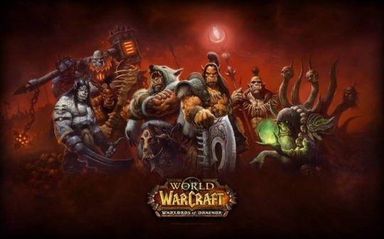 《魔兽世界:德拉诺之王》12月20日前将上市