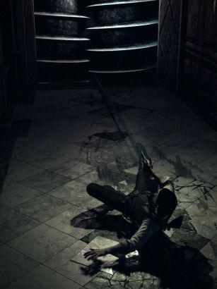 《恶灵附身》新图:恐怖气息无处不在 (6)
