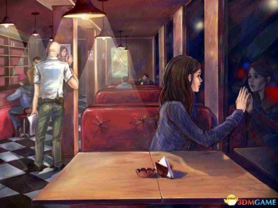PS4独占新作《失忆》新概念图