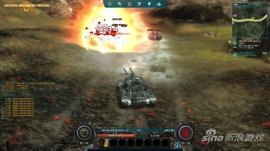 《M.A.D》有载具参与的战场